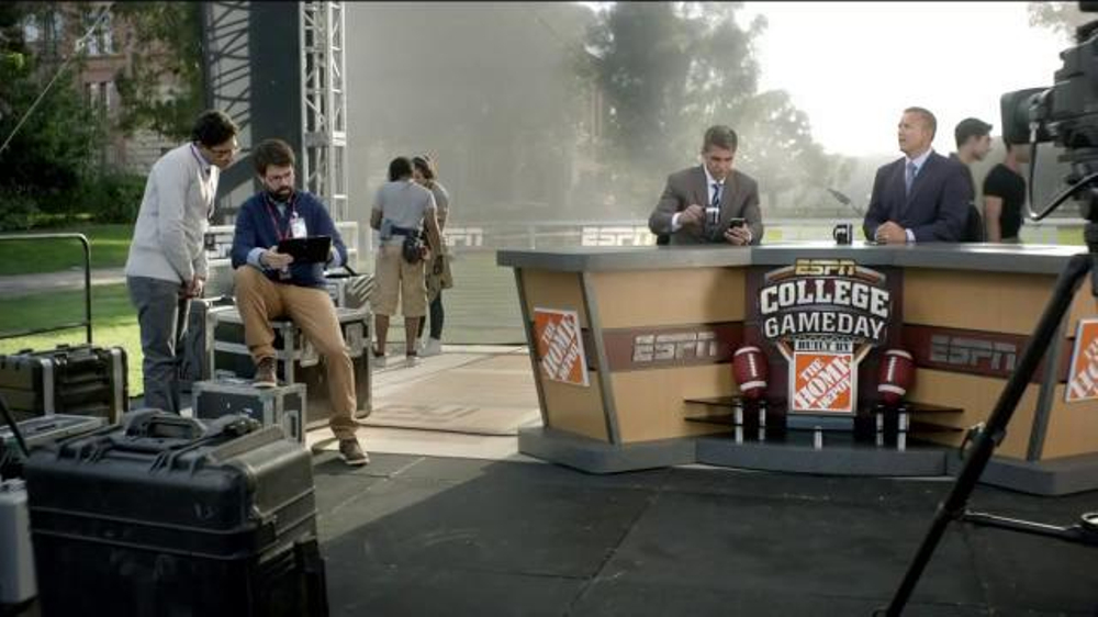 AT&T TV Commercial, 'College Football: Selfie' Featuring Kirk Herbstreit