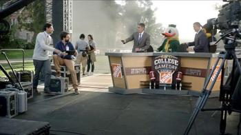 AT&T TV Spot, 'College Football: Selfie' Featuring Kirk Herbstreit - Thumbnail 5