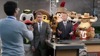 AT&T TV Spot, 'College Football: Selfie' Featuring Kirk Herbstreit - Thumbnail 7
