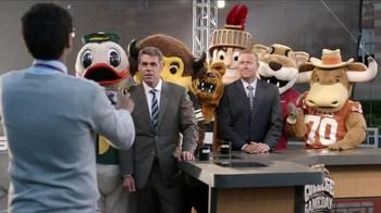 AT&T TV Spot, 'College Football: Selfie' Featuring Kirk Herbstreit - Thumbnail 9
