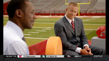 Cheez-It TV Spot, 'Heisman Pose: Bragging' - 111 commercial airings