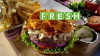 Chili's Sweet & Smoky Burger TV Spot, 'Fresh is Now' - Thumbnail 5