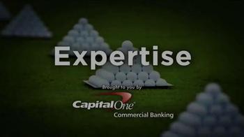 Capital One TV Spot, 'Expertise' - Thumbnail 1