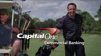 Capital One TV Spot, 'Expertise' - Thumbnail 10