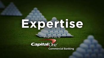 Capital One TV Spot, 'Expertise' - Thumbnail 2