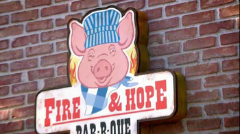Wendy's Pulled Pork on Brioche TV Spot, 'Barbecue System' - Thumbnail 2