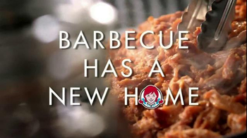 Wendy's Pulled Pork on Brioche TV Spot, 'Barbecue System' - Thumbnail 5