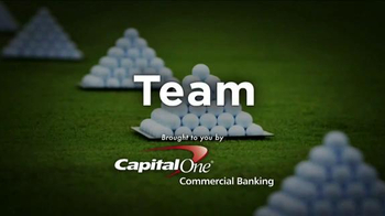 Capital One TV Spot, 'Golf Team' - Thumbnail 1