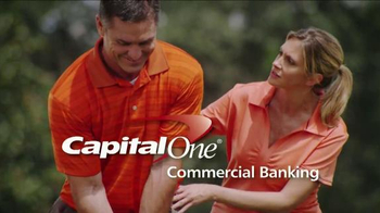 Capital One TV Spot, 'Golf Team' - Thumbnail 10