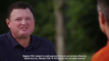 Capital One TV Spot, 'Golf Team' - Thumbnail 3