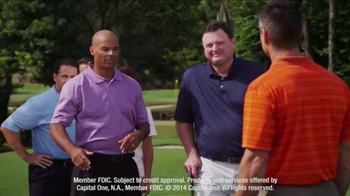 Capital One TV Spot, 'Golf Team' - Thumbnail 4
