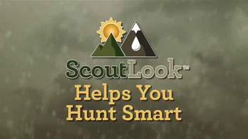 ScoutLook Weather Apps TV Spot, 'The Weather Apps that Help you Hunt Smart' - Thumbnail 1