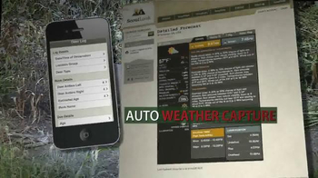 ScoutLook Weather Apps TV Spot, 'The Weather Apps that Help you Hunt Smart' - Thumbnail 5