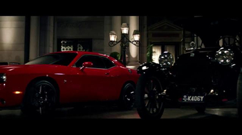 2015 Dodge Challenger TV Spot, 'Dodge Brothers: The Horse' - Thumbnail 5
