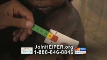 Heifer International TV Spot, 'What Hunger Looks Like' Feat. Susan Sarandon - Thumbnail 9
