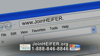 Heifer International TV Spot, 'What Hunger Looks Like' Feat. Susan Sarandon - Thumbnail 6