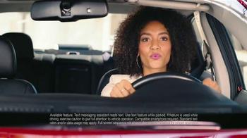 Nissan TV Spot, 'Sentra Text' Featuring Jerimih - Thumbnail 2