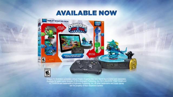 Skylanders Trap Team TV Spot, 'Now on Your Tablet' - Thumbnail 10