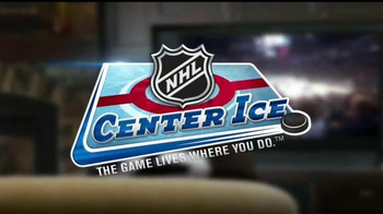 NHL Center Ice TV Spot, 'Long Distance Relationship'