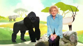 Fauna & Flora International TV Spot, 'Connections Matter' Feat. Betty White