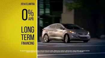 Hyundai Final Clearance Sales Event TV Spot, 'All 2014s' - Thumbnail 4