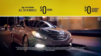 Hyundai Final Clearance Sales Event TV Spot, 'All 2014s' - Thumbnail 7