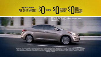 Hyundai Final Clearance Sales Event TV Spot, 'All 2014s' - Thumbnail 8