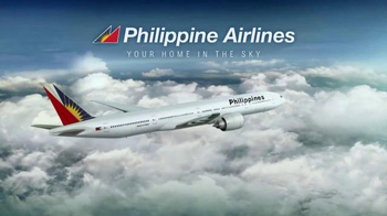 Philippine Airlines TV Spot, 'Feel at Home' - Thumbnail 10