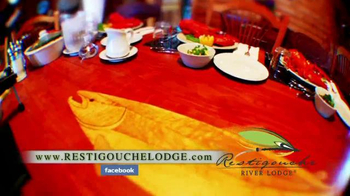 Restigouche River Lodge TV Spot, 'Ready for Your Fly' - Thumbnail 5