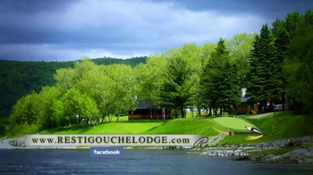 Restigouche River Lodge TV Spot, 'Ready for Your Fly'