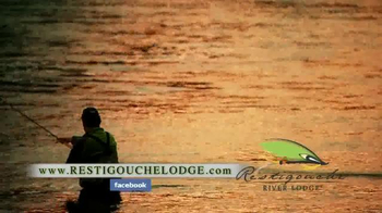 Restigouche River Lodge TV Spot, 'Ready for Your Fly' - Thumbnail 9