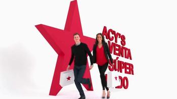 Macy's La Venta De Un Día Sábado TV Spot, 'Compra en Línea' [Spanish] - Thumbnail 1