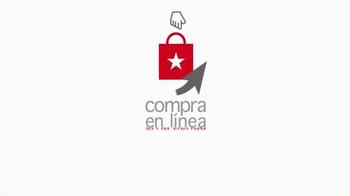 Macy's La Venta De Un Día Sábado TV Spot, 'Compra en Línea' [Spanish] - Thumbnail 9
