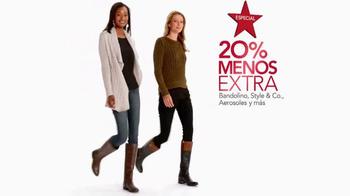 Macy's La Venta De Un Día Sábado TV Spot, 'Compra en Línea' [Spanish] - Thumbnail 2