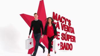 Macy's La Venta De Un Día Sábado TV Spot, 'Compra en Línea' [Spanish] - Thumbnail 8