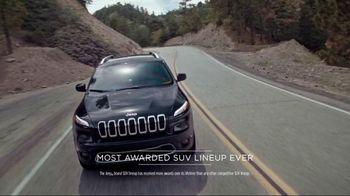 2014 Jeep Cherokee TV Spot, 'Celebration Event' Song by Michael Jackson - Thumbnail 1