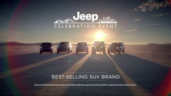2014 Jeep Cherokee TV Spot, 'Celebration Event' Song by Michael Jackson - Thumbnail 7