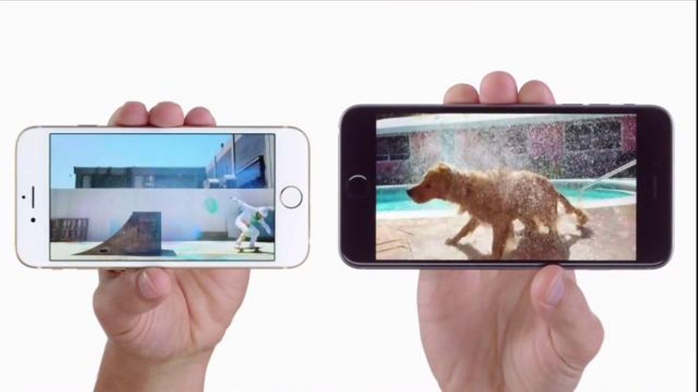 Apple iPhone 6 TV Commercial, 'Cameras' Featuring Justin Timberlake, Jimmy Fallon
