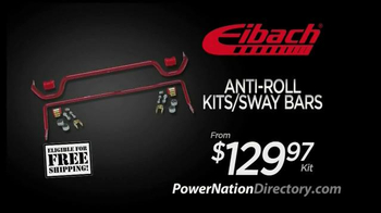 PowerNation Directory TV Spot, 'Suspension and Exhaust' - Thumbnail 3