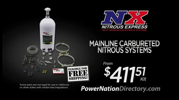 PowerNation Directory TV Spot, 'Suspension and Exhaust' - Thumbnail 5