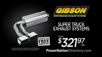 PowerNation Directory TV Spot, 'Suspension and Exhaust' - Thumbnail 8