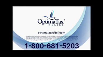 Optima Tax Relief TV Spot, 'Protection' - Thumbnail 10