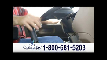 Optima Tax Relief TV Spot, 'Protection' - Thumbnail 2