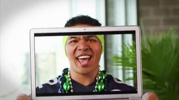 CenturyLink TV Spot, 'Seahawks' - Thumbnail 8