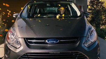 Ford C-Max Hybrid TV Spot, 'Full of Life' Song by Pilote - Thumbnail 3