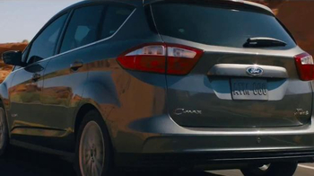 Ford C-Max Hybrid TV Spot, 'Full of Life' Song by Pilote - Thumbnail 4