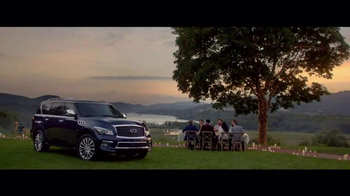 2015 Infiniti QX80 TV Spot, 'The People Who Matter' Featuring Scott Conant