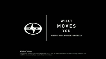 Scion TV Spot, 'For the Driven' - Thumbnail 7