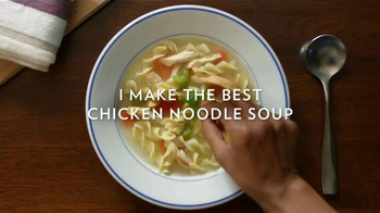 Swanson Chicken Broth TV Spot, 'I Make the Best Chicken Noodle Soup' - Thumbnail 3