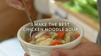 Swanson Chicken Broth TV Spot, 'I Make the Best Chicken Noodle Soup' - Thumbnail 4